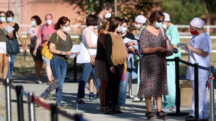 Madrid registra 560 contagios, 2.157 hospitalizacionesy 16 fallecidos en  24 horas