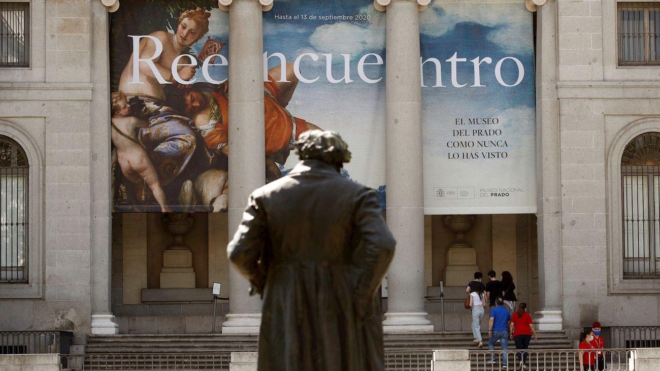 El Museo del Prado prorroga 'Reencuentro'