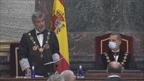 """Lesmes exhorta a afrontar """"sin dilaciones"""" la renovación del Consejo del Poder Judicial"""