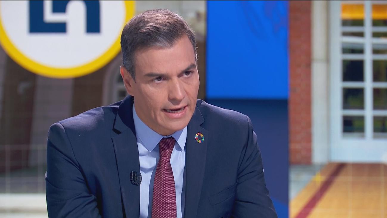 """Sánchez garantiza centros educativos seguros, """"sin que exista el riesgo cero"""""""