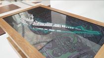 La maqueta digital de Madrid Nuevo Norte se expone en Sol