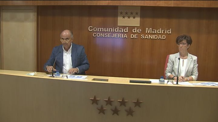 Madrid registra 774 contagios y 21 fallecimientos en la última jornada