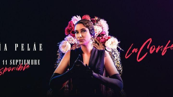 La cantante María Peláe presenta su último trabajo, 'La Confesión'