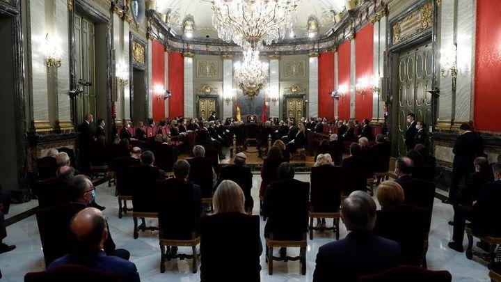 Apertura del Curso Judicial y renovación del CGPJ