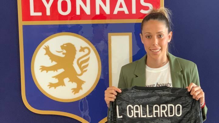 """Lola Gallardo: """"No todos los días te llama el mejor equipo del mundo"""""""