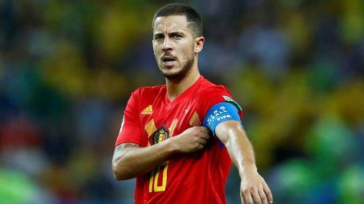 """Manel Expósito: """"Para los belgas, Hazard es su Messi"""""""