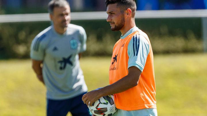 """Oscar Rodríguez: """"Estoy feliz, no esperaba estar en la Selección"""""""