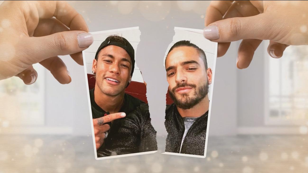 De 'Felices los 4' a 'Hawái': La verdad sobre el trío amoroso entre Maluma, Neymar y Natalia Barulich