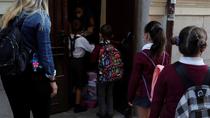 Vuelta al cole en Madrid con ilusión, miedos e incertidumbre