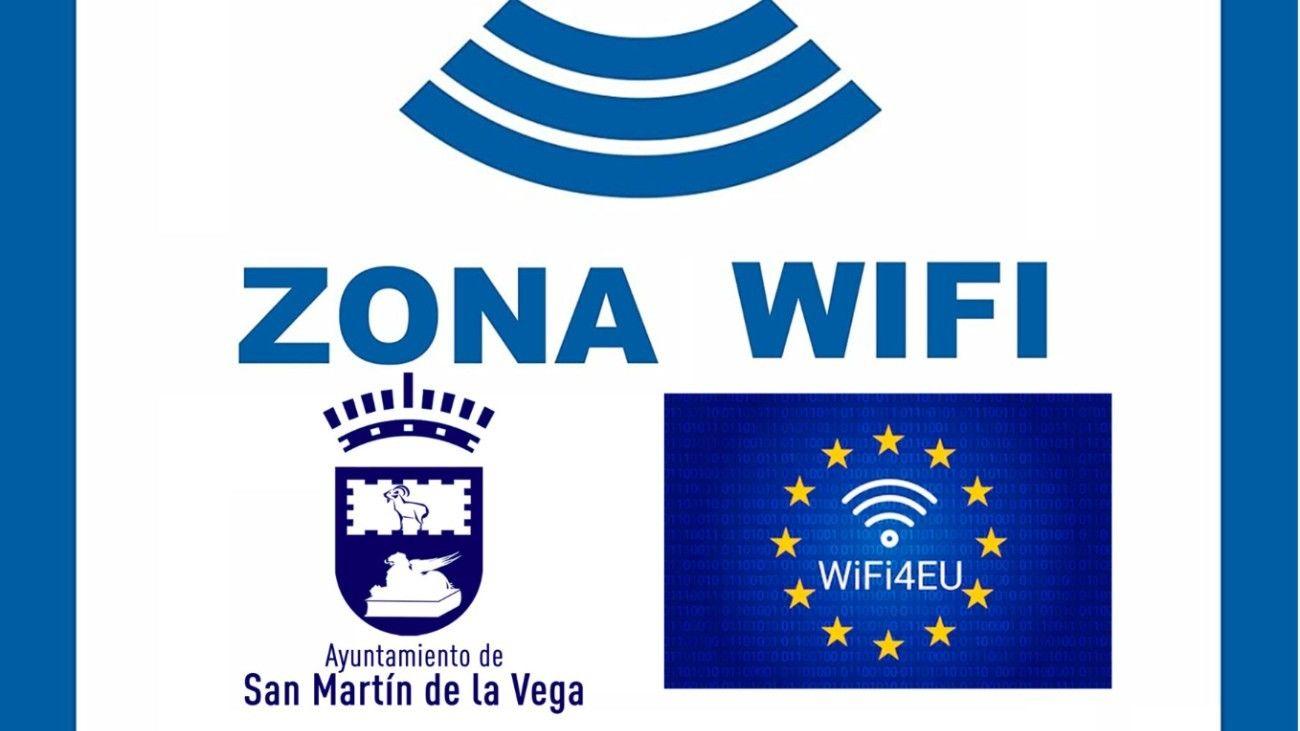Wifi gratis en San Martín de la Vega