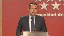 """Aguado responde a Franco: """" ¿Usted cree que la principal preocupación de los madrileños es la moción de censura?"""""""