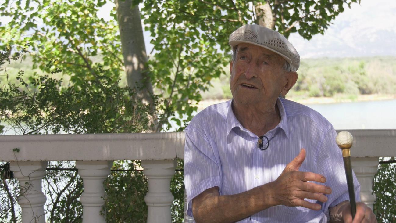 95 años de recuerdos en El Escorial: en primera persona