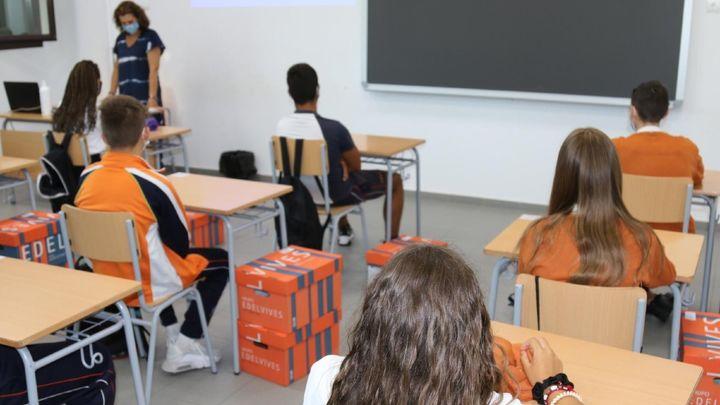 Estudiantes de Alcalá piden en un video que se acelere la construcción del Instituto Francisca de Pedraza