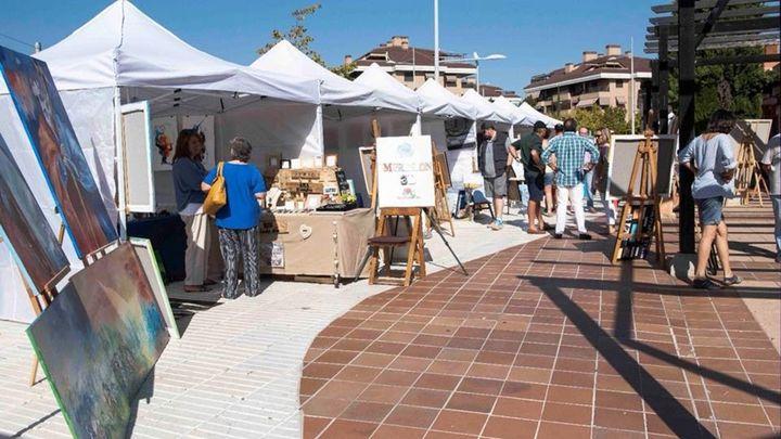 Boadilla del Monte pospone la Feria del Arte por el covid-19