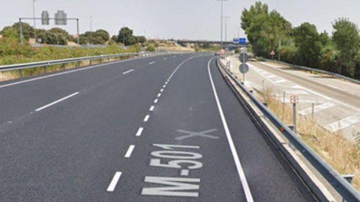 Villaviciosa de Odón propone a la Comunidad modificaciones en la vía ciclista de la M-501