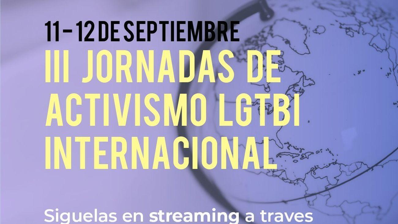 La Federación LGTB organiza unas jornadas internacionales