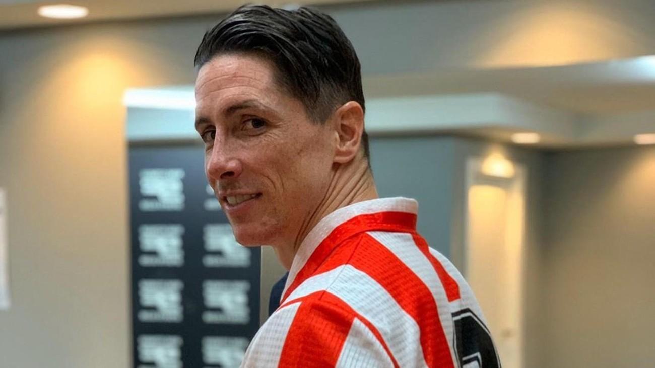 """Fernando Torres:""""¿Volver al Atleti? Tiempo al tiempo, lo mejor está por venir"""""""