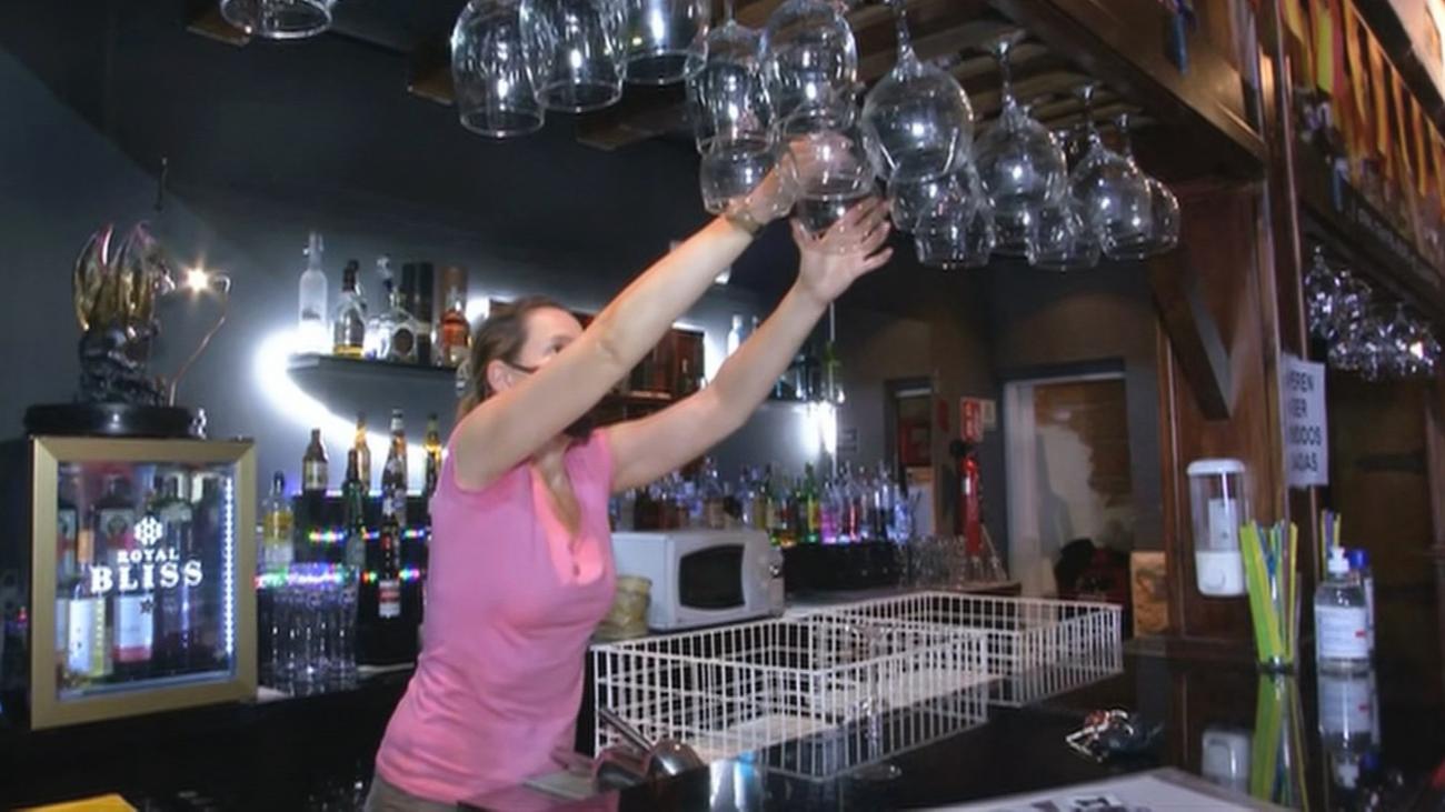 Los pubs de copas de Algete se convierten en cafeterías y bares para poder sobrevivir
