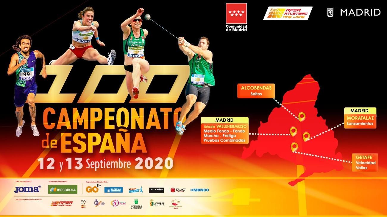Campeonatosde España de Atletismo