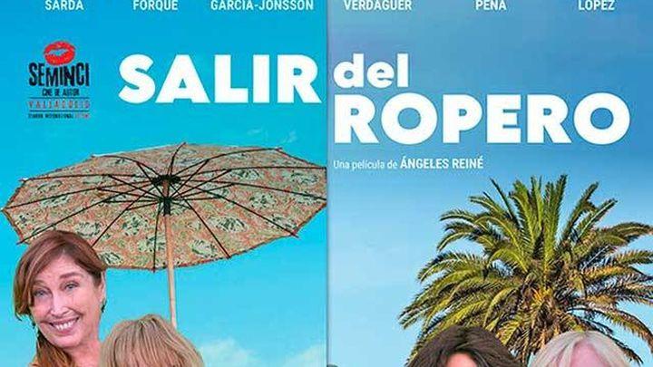 Verónica Forqué nos presenta 'Salir del ropero', una película 'de mujeres'