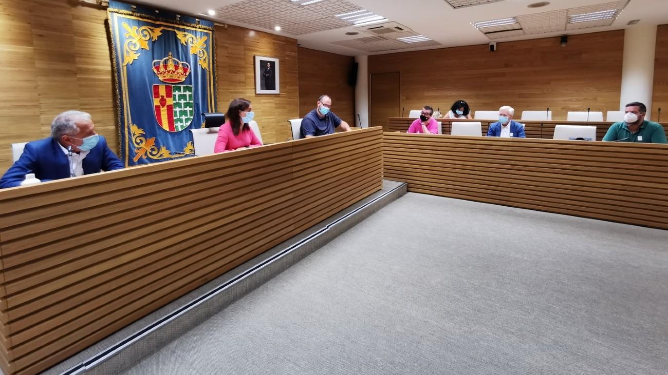 Junta de Gobierno del Ayuntamiento de Getafe