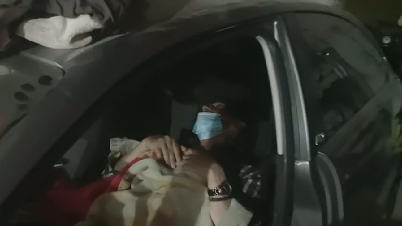 Pedro Somolinos, torero retirado, lleva una semana durmiendo en un coche en El Berrueco