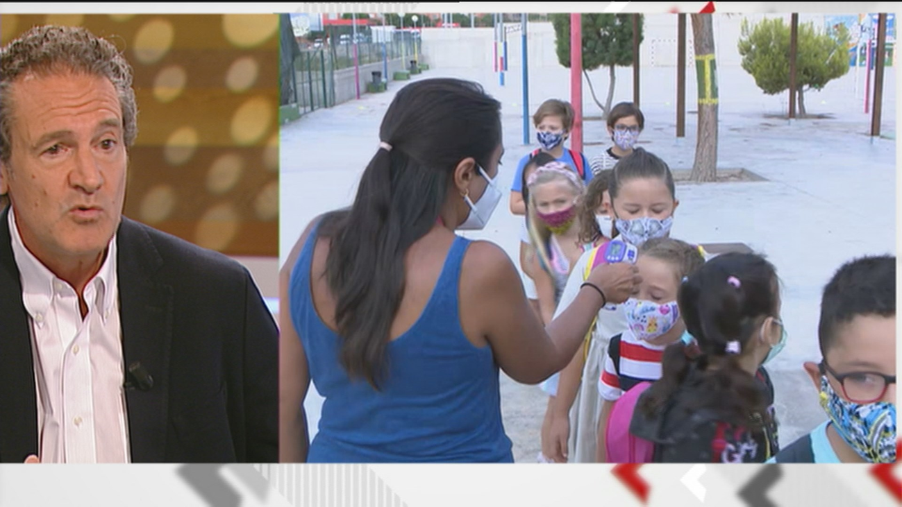 "Andrés Conde, de Save The Children: ""El coronavirus ha disparado la pobreza infantil"""
