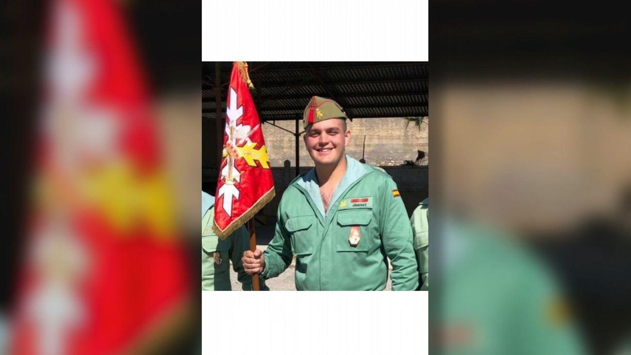 Alejandro Jiménez falleció en 2019 mientras realizaba unas maniobras
