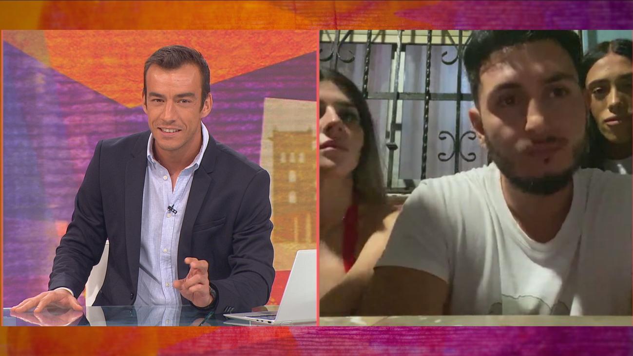 Omar Montes explica qué hay detrás del famoso vídeo de la pelea