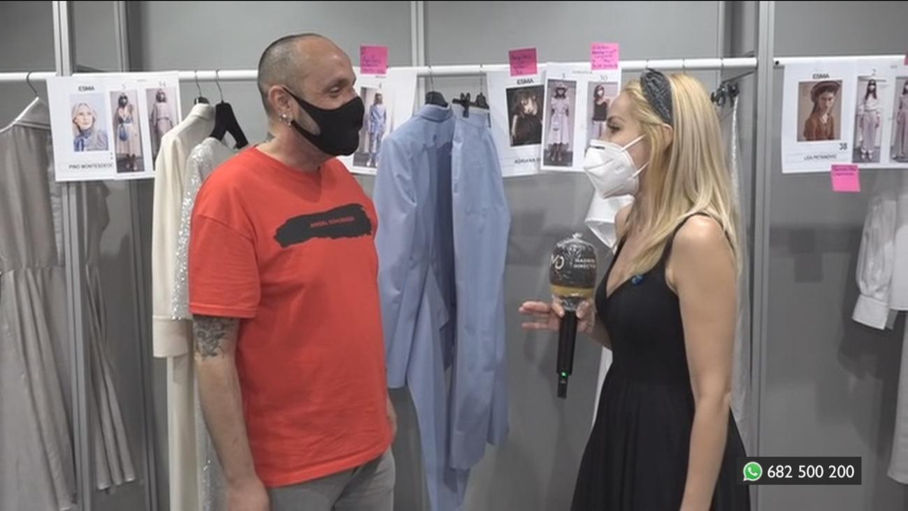 Segundo día de la Madrid Fashion Week con la firma de Ángel Schlesser