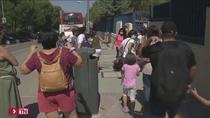Goteo de clases confinadas en varios colegios de Madrid