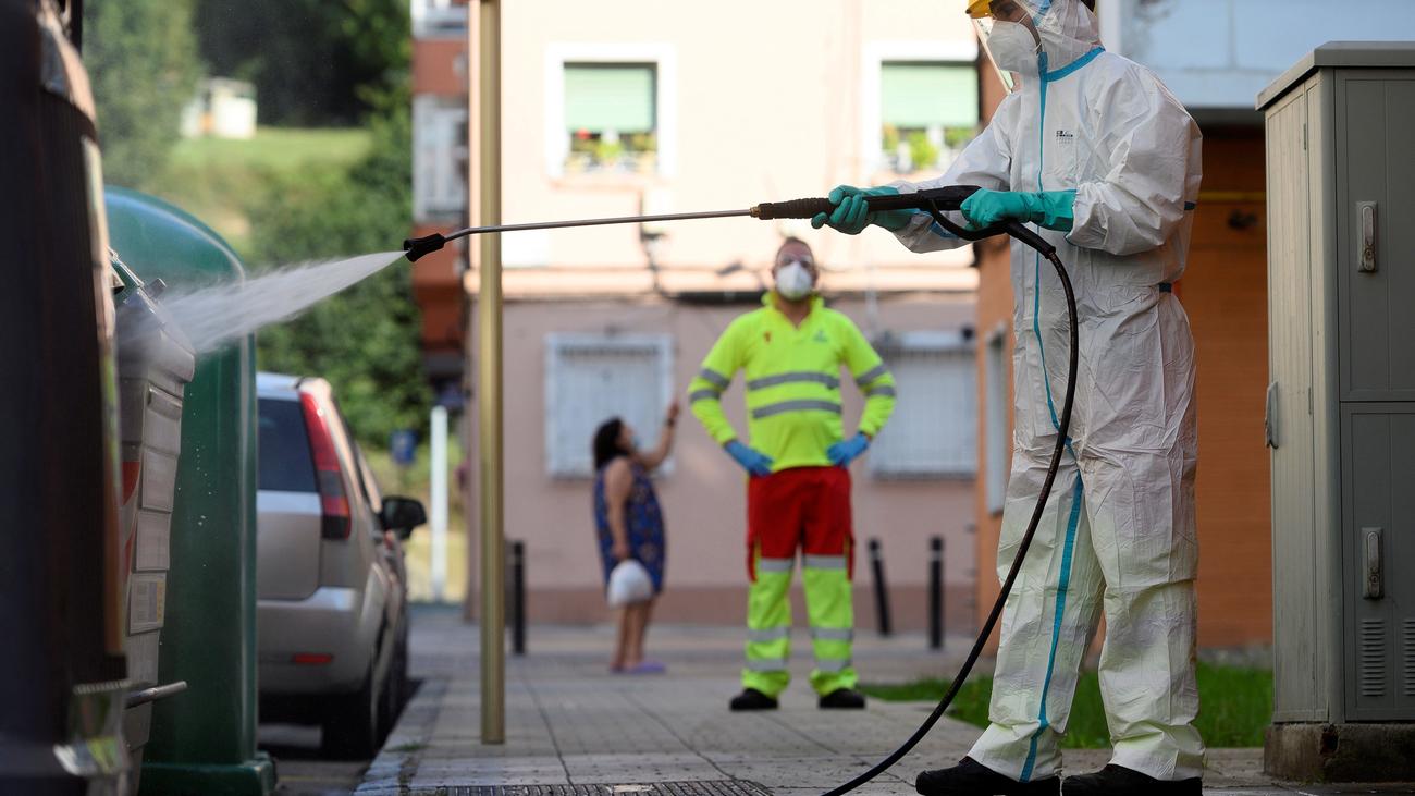 Cantabria restringe los movimientos en un barrio de Torrelavega por la covid