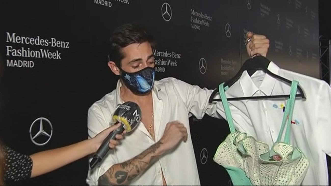 Hablamos con el ganador de los jóvenes talentos de la Fashion Week de Madrid