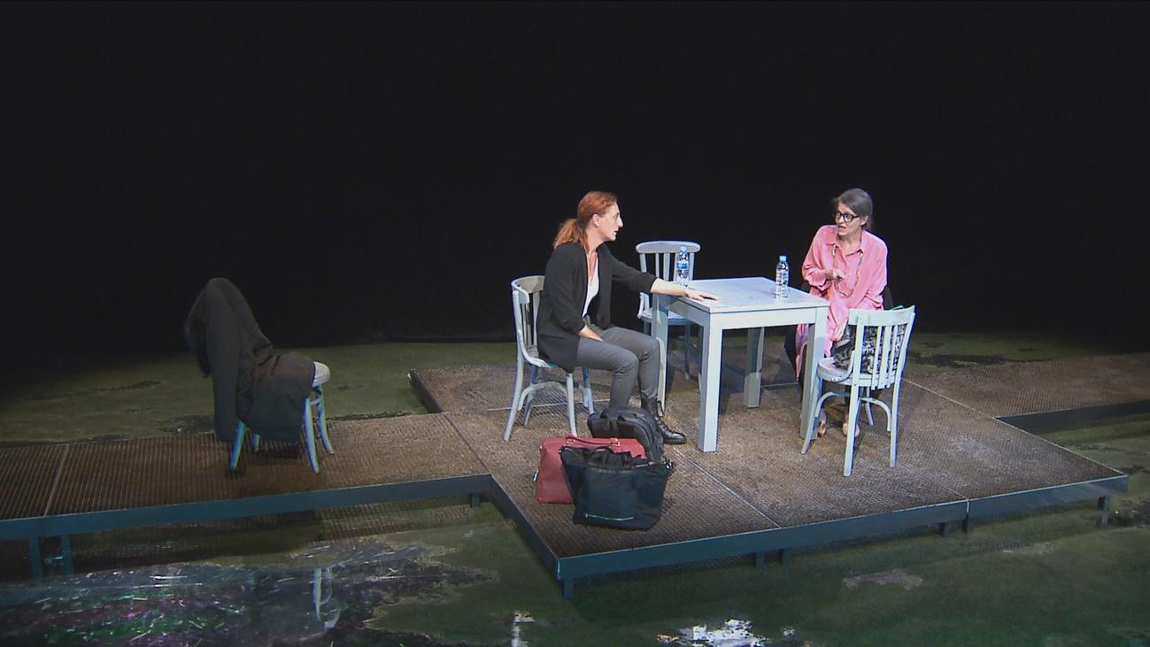 'Contarlo para no olvidar', la nueva obra de Miguel Rellán que podemos ver en el Teatro Español