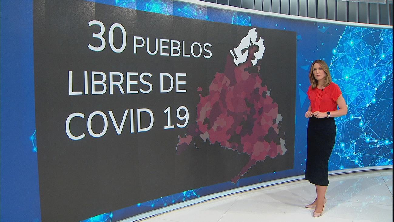 Treinta pueblos del norte de  Madrid logran mantenerse libres de coronavirus