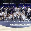 72-67. El Real Madrid gana la Supercopa de España al Barça