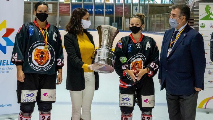 Hockey Majadahonda logra la liga más larga de la historia