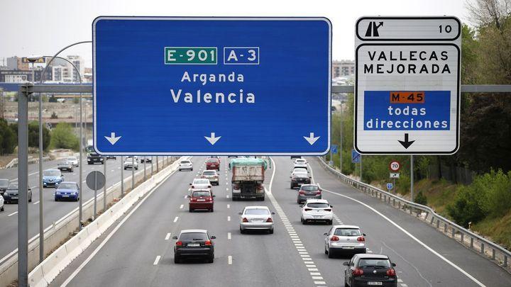 Madrid reclama 163 millones pagados de más a una concesionaria de la M-45
