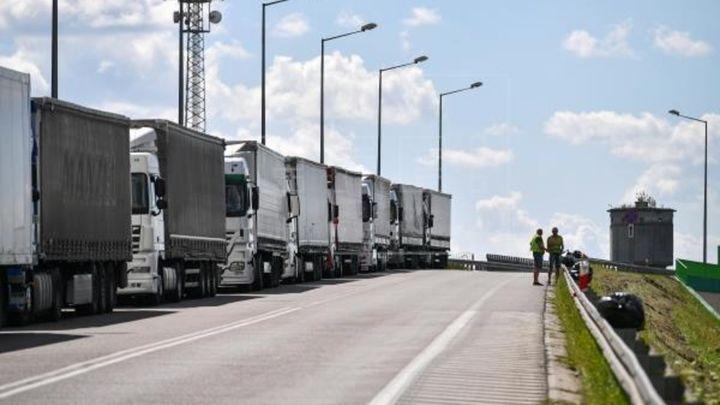 Tres detenidos en Madrid por simular falsos atracos para robar mercancías en camiones