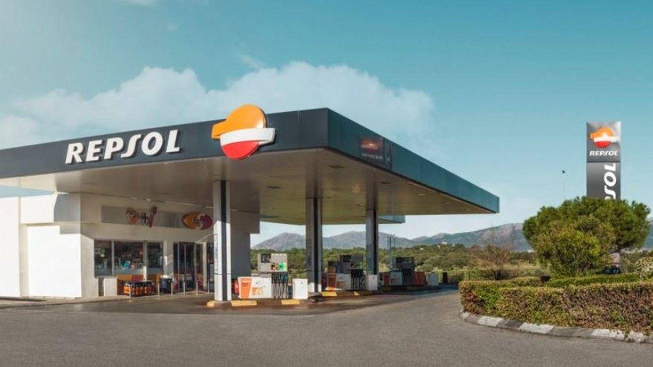 Gasolinera de Villaconejos