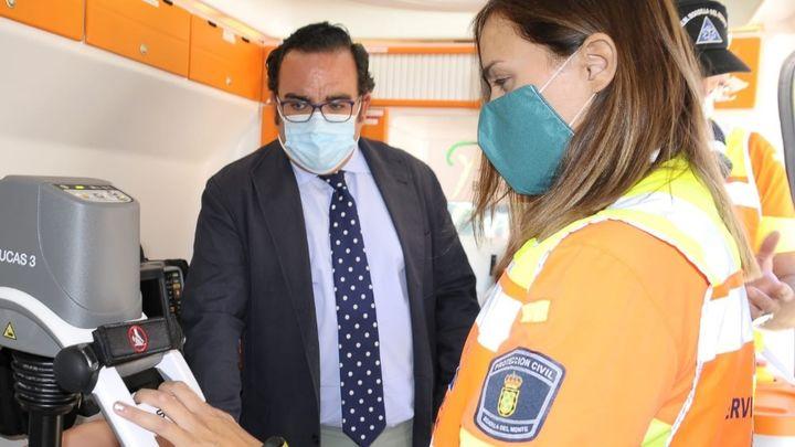 Javier Ubeda Liébana, alcalde de Boadilla, anuncia que tiene covid-19