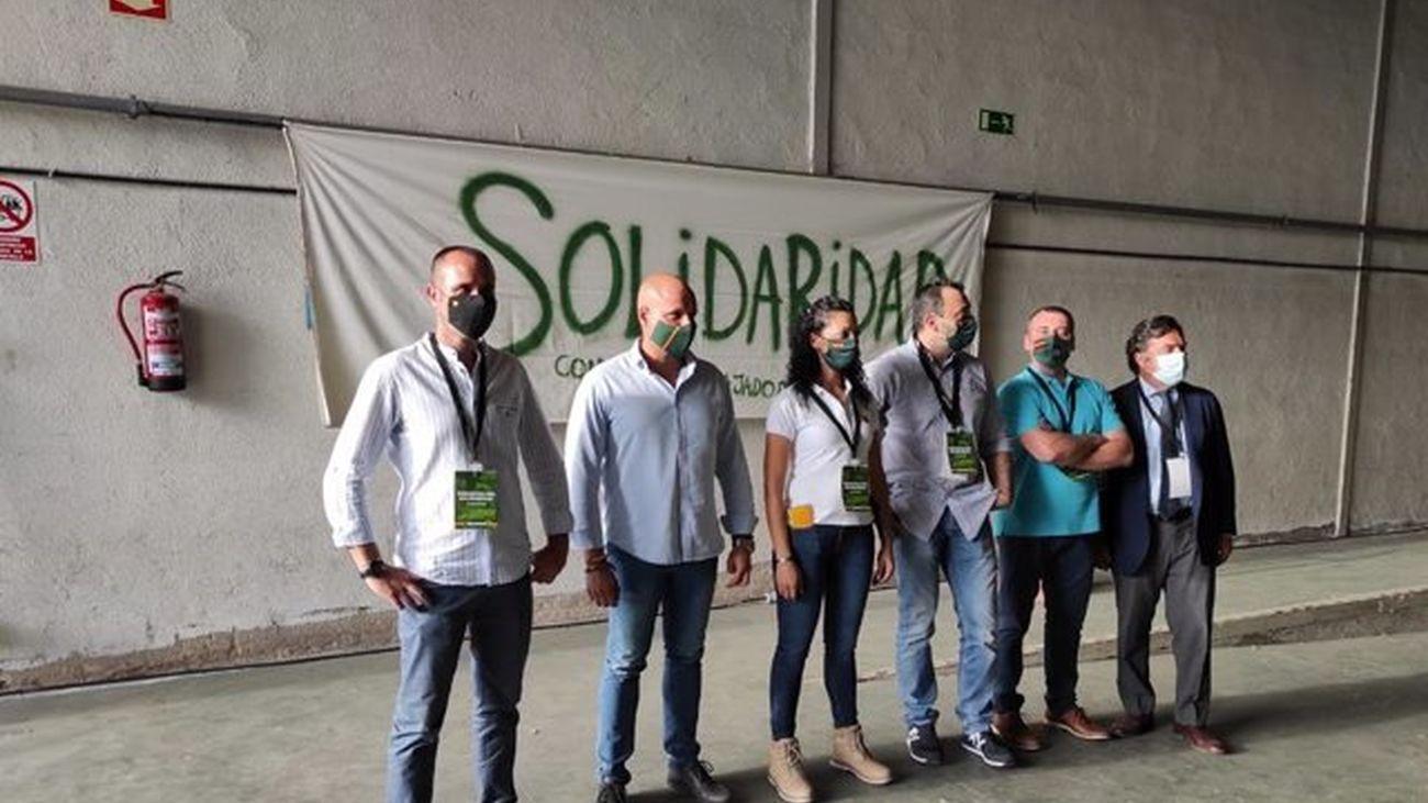 Presentación del Sindicato Solidaridad
