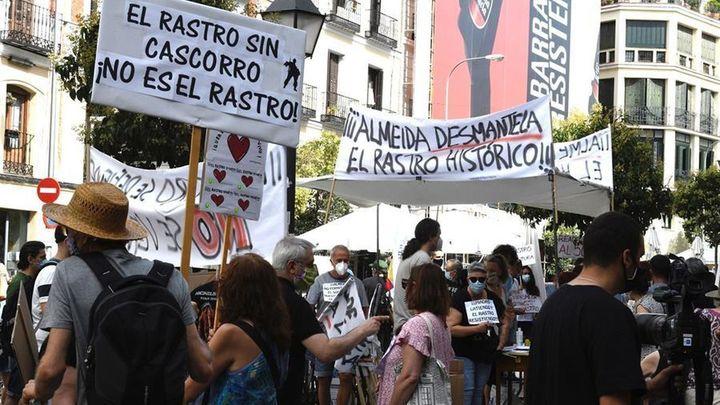 El Rastro, cerca de volver en Madrid este domingo 15 de noviembre