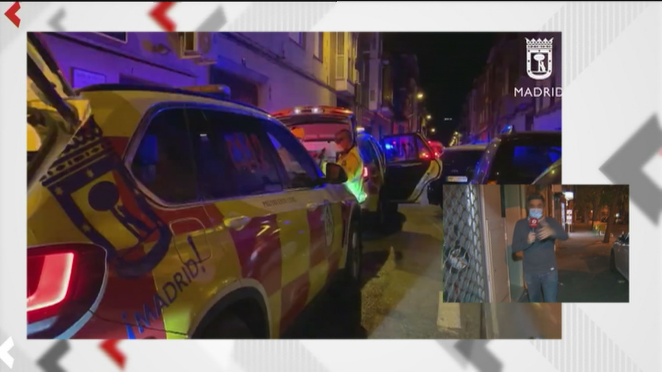 Dos heridos por arma blanca, uno de ellos en estado muy grave, en una reyerta en Carabanchel