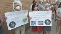 Sin Centro de Salud en La Poveda