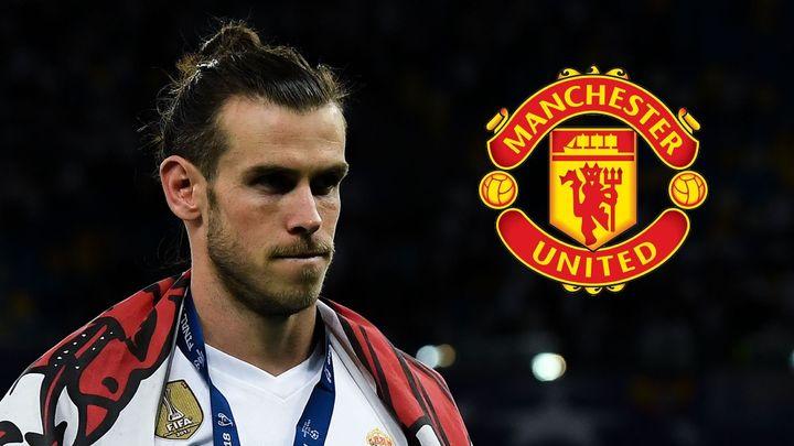 Bale, dispuesto a ir cedido al Manchester United
