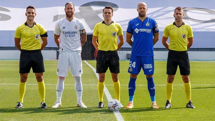 6-0. El Real Madrid se impone al Getafe en su único amistoso de pretemporada