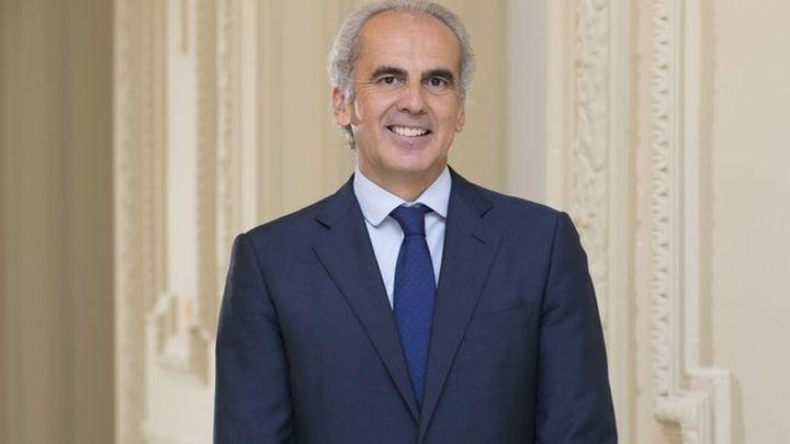 """Enrique Ruiz Escudero: """"Madrid necesitaría en orden al 25% de las vacunas que compre el Estado"""""""