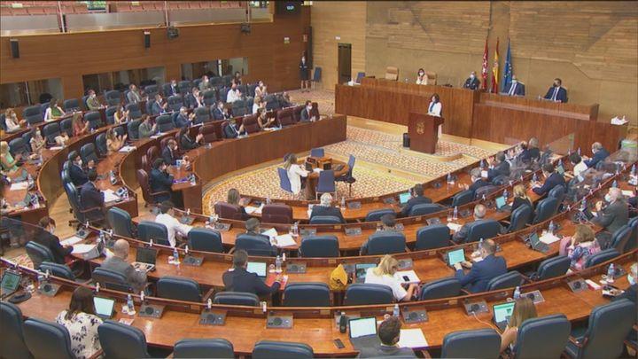 Madrid propone eliminar la potestad de la Asamblea para proponer a jueces
