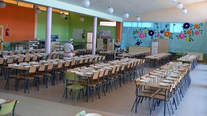Sanse destina 300.000 euros a becas de comedor para luchar contra la crisis del covid-19
